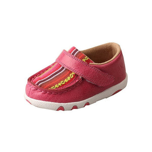 Twisted X Infants Casual Mocs Pink/Multi