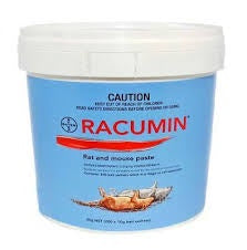 Racumin Rat and Mouse Paste 2kg