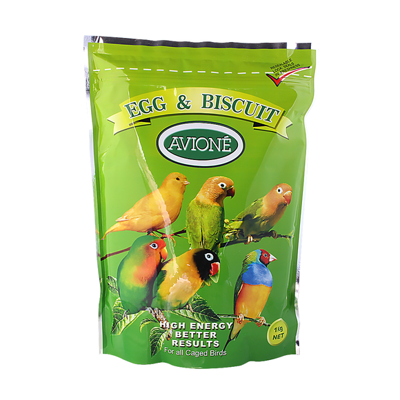 Avione Egg and Biscuit Coarse