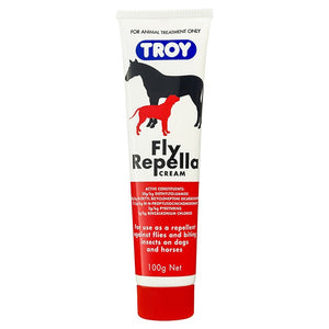 Troy Fly Repella Cream 100g