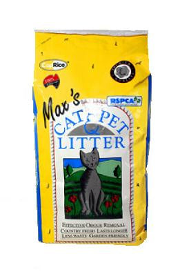 Max's Cat & Pet Litter 12.5kg