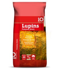 iO Lupins (whole) 20kg