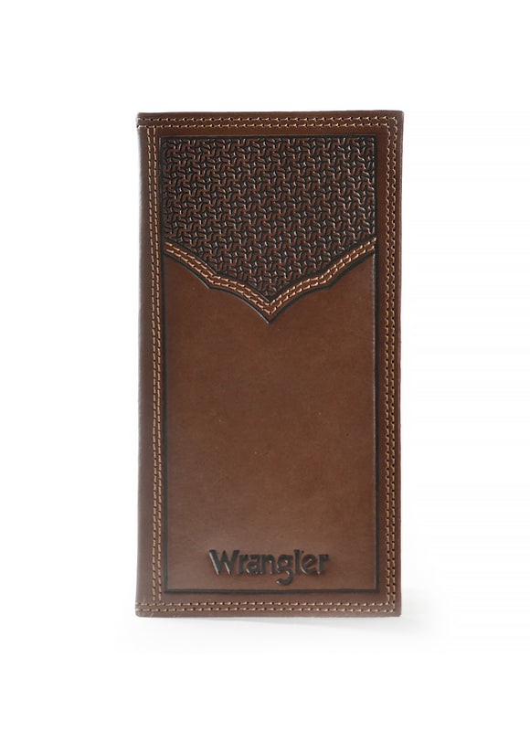 Wrangler Mens Daniel Rodeo Wallet