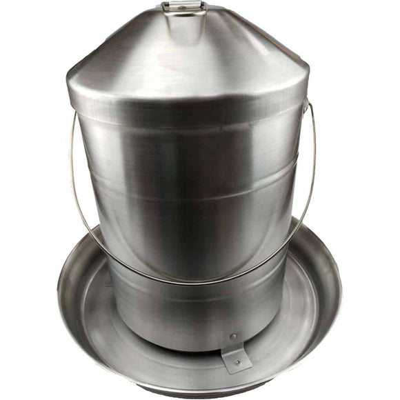 S/Steel Poultry Feeder