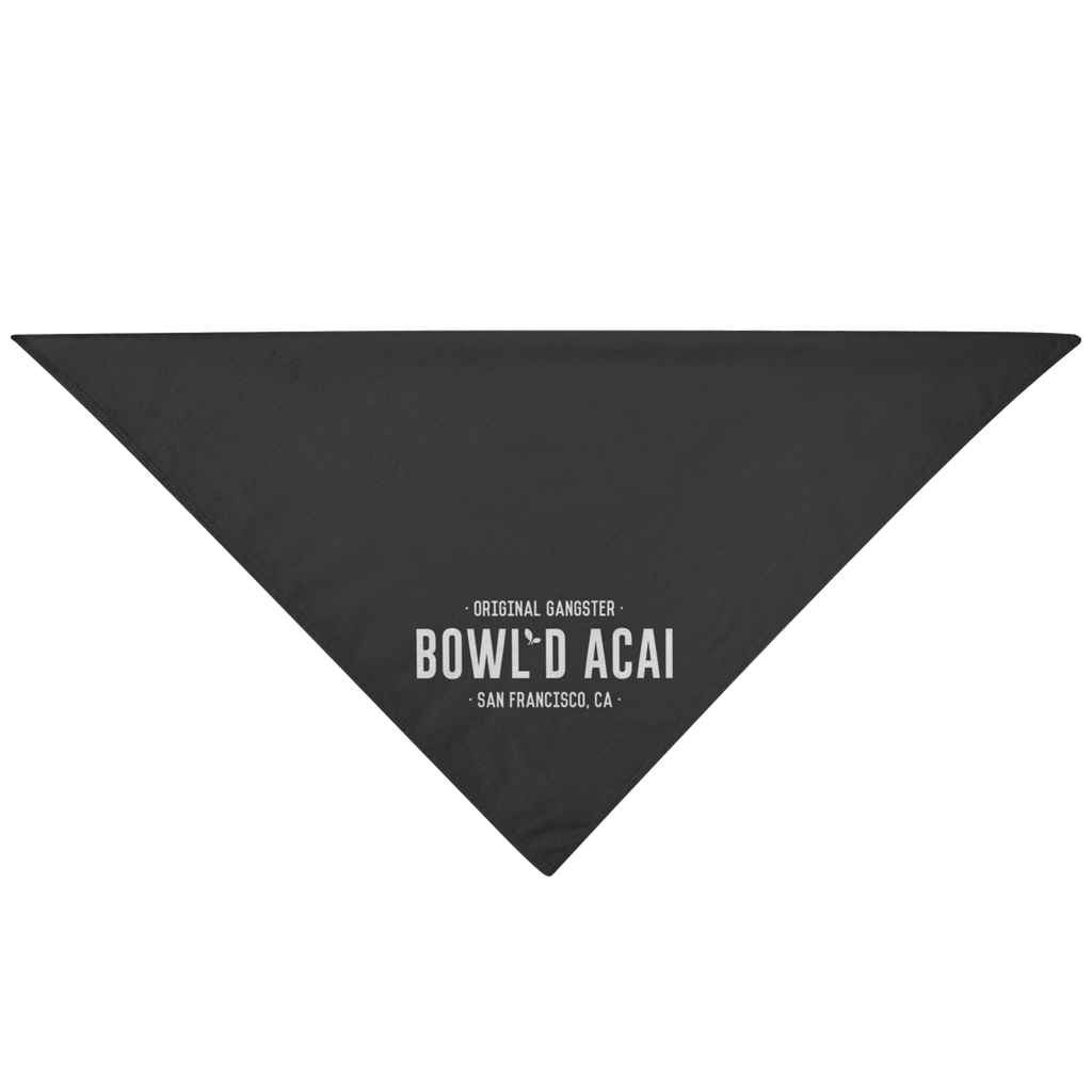 Pet Bandana - Wordmark