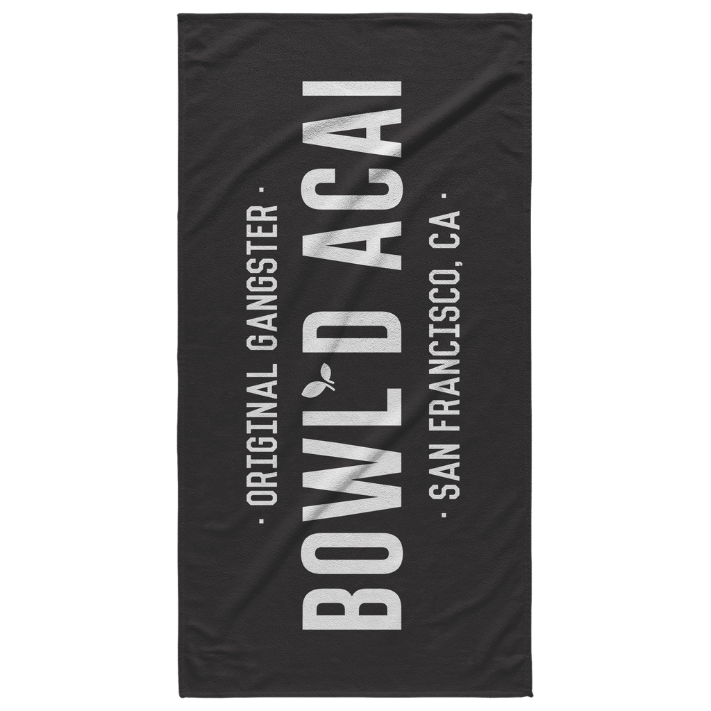 Beach Towel - Wordmark