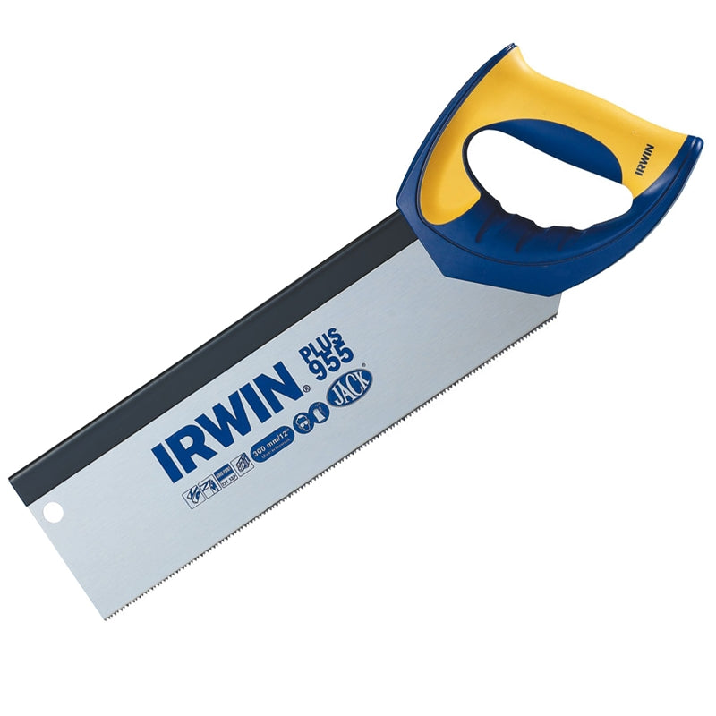 Irwin 300mm Jack Plus Tenon Hand Saw ເລືອຍມື