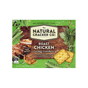 The Natural Cracker Co Crackers Roast Chicken