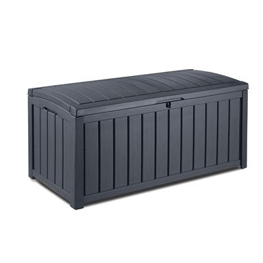 Keter 390L Glenwood Outdoor Storage Box  (arriving instore soon)