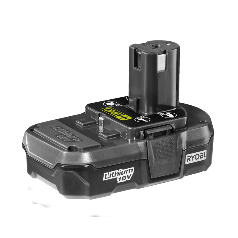 Ryobi One+ 18V 1.3Ah Li-Ion Power Tool Battery (arriving instore soon)