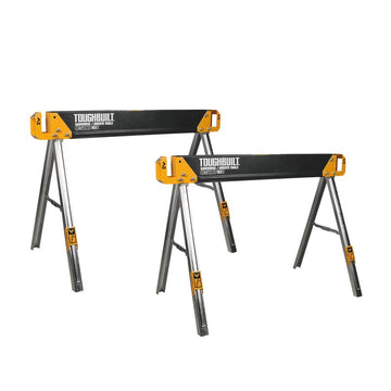 ToughBuilt 2 Piece Sawhorse And Jobsite Table