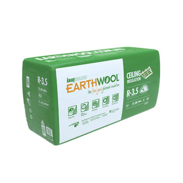 Earthwool R3.5 Insulation Ceiling Batt including insulation -  price per m2