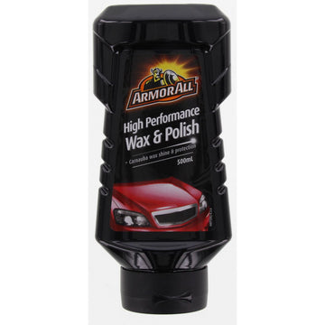 Armor All High Performance Wax & Polish 500ml