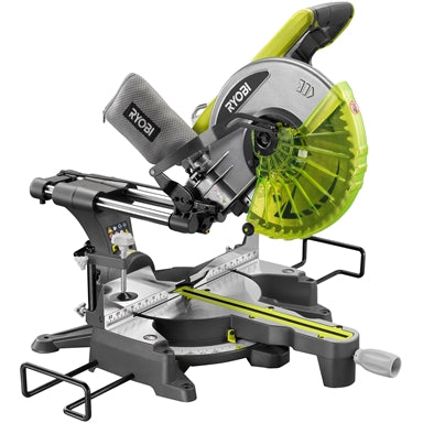 Ryobi 2000W 254mm Dual Bevel Sliding Mitre Saw