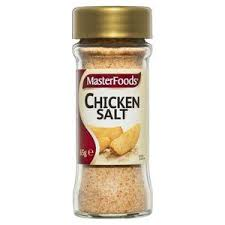 MasterFoods Chicken Salt Seasoning