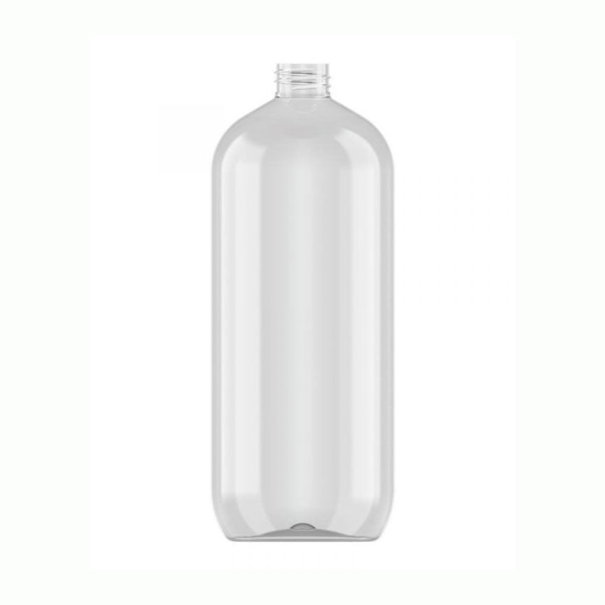 Plastic Bottle with Lid (1 Litre)