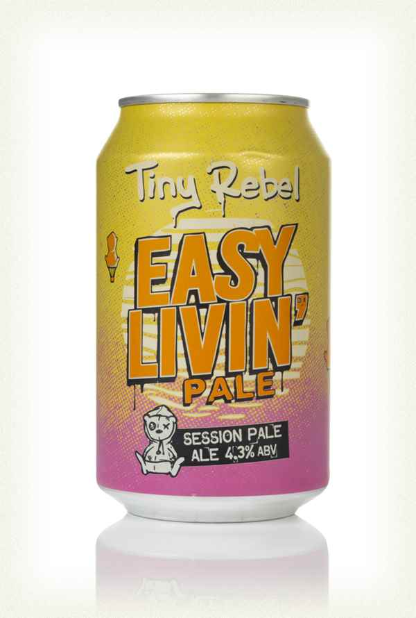 Easy Livin by Tiny Rebel (4.3%)
