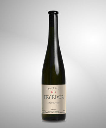 Dry River Pinot Gris 2014