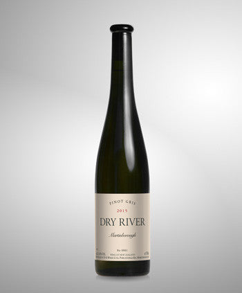 Dry River Pinot Gris 2015