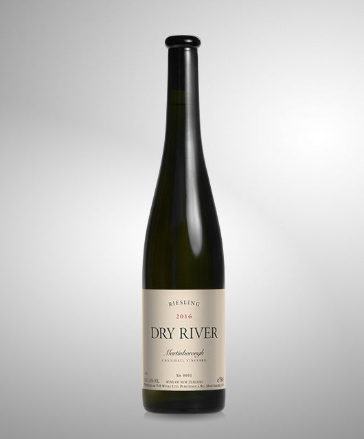 Dry River Craighall Riesling 2016
