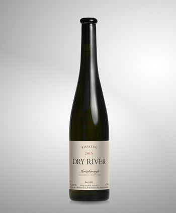 Dry River Craighall Riesling 2015