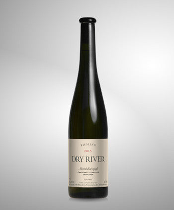 Dry River Craighall Selection Riesling 2015