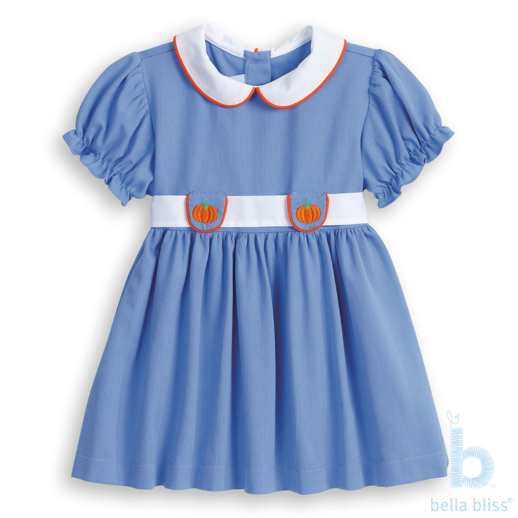 BB Pumpkin Dress