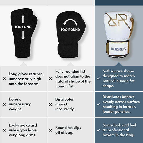 Best looking boxing gloves for heavy bag workouts.