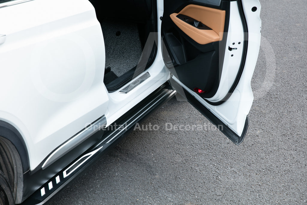 Aluminum Side Steps Running Board For Nissan X-Trail XTRAIL T32 13-19 model #ZY