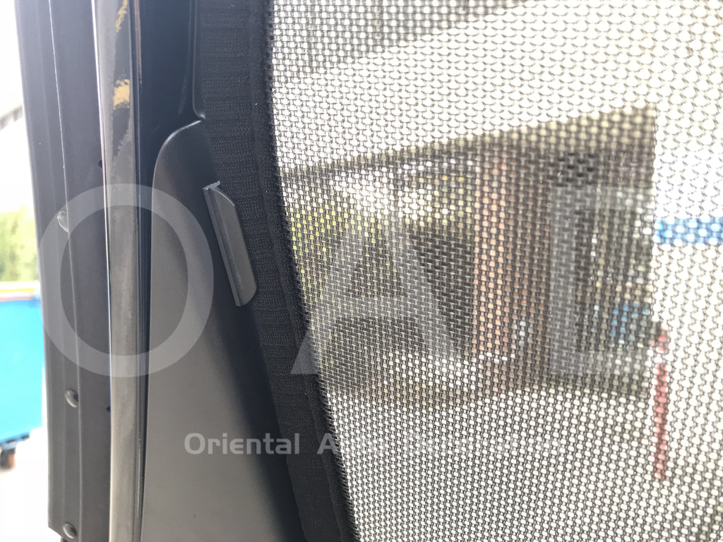 4pcs Foldable Magnetic window Screen Sun Shade for X-class 17+ #X