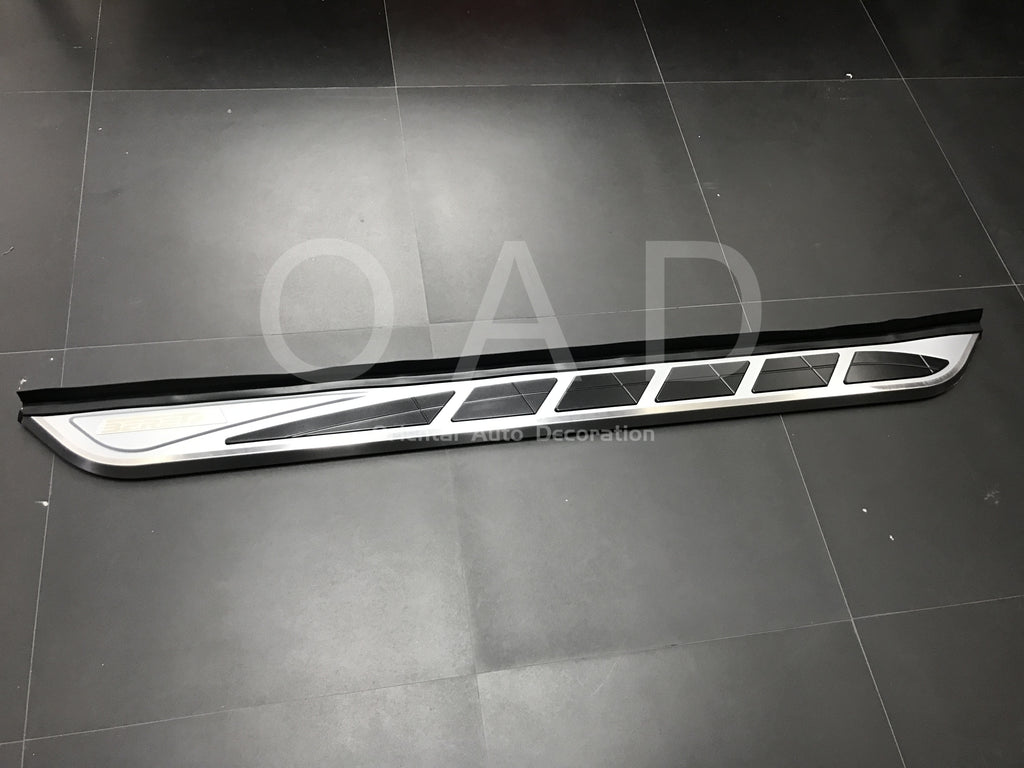 Stainless Steel Side Steps/Running Board For Toyota Kluger 08-13 model (#HT)