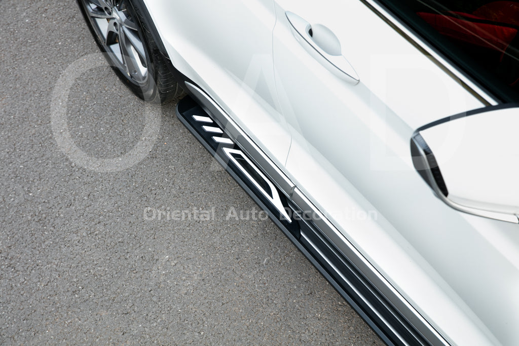 Aluminum Side Steps Running Board For Audi Q5 09-17 model #ZY