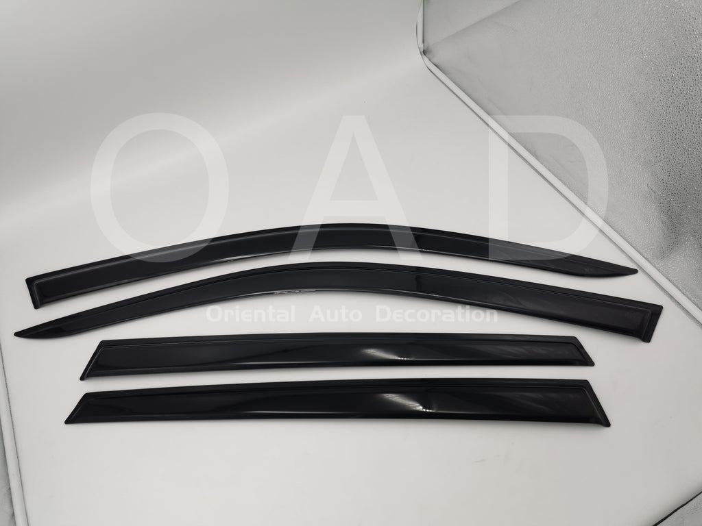Luxury Weather Shields Weathershields Window Visor For BMW X5 G05 18- T