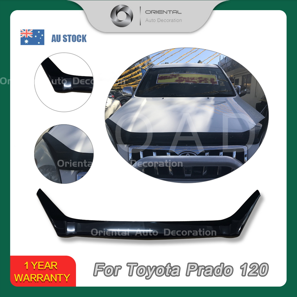 Bonnet Protector for Toyota LandCruiser Prado 120 03-09 model #BC