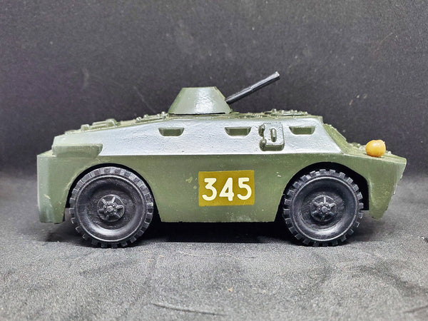BRDM-2 Russian, USSR Armored amphibian  Vehicle-  Diecast 1:43 Scale
