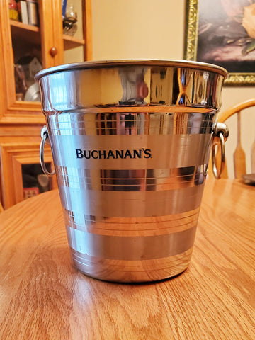 Buchanan'sIce Bucket Stainless Steel Ice Bucket