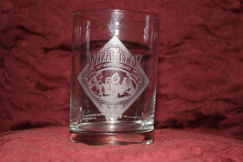Whataburger WIZARD OF OZ 50th Anniversary glass