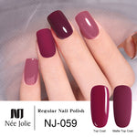 Load image into Gallery viewer, NEE JOLIE Solid Color Polish  3.5 ML