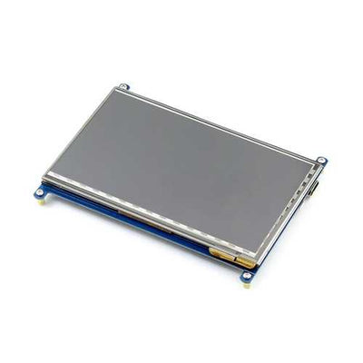 7 Inch WaveShare Capacitive Touch Screen LCD For Raspberry Pi 2 / Model B / B+ / B
