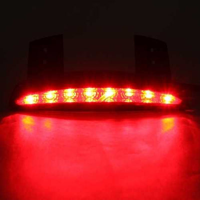 Smoke 12V LED Brake Tail Light For Harley Davidson Sportster XL883N 883L 1200C 1200L 1200N 1200R
