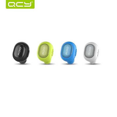 QCY Q26 Super Mini In-ear Universal Wireless bluetooth 4.1 Headphone Earphone English Voice from xiaomi Eco-System