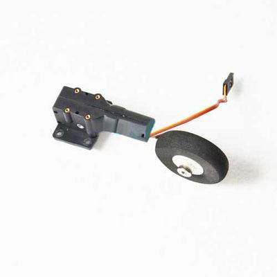 25g Digital Servoless Metal Electronic Retractable Landing Gear for Airplane KTK
