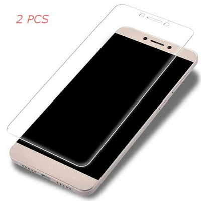 2PCS Clear Anti-Explosion Tempered Glass Screen Protector For LeTV LeEco Le Max 2