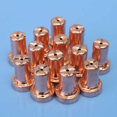 40PCS Consumables For Plasma Cutter 40D CUT40 Welding Machine