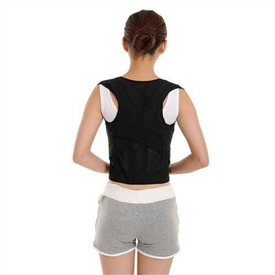Plus Size Posture Corrector Hunchbacked Support Brace
