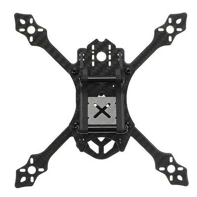 Realacc Crow 140mm Wheelbase 4mm Arm Frame Kit 58g for RC Drone FPV Racing