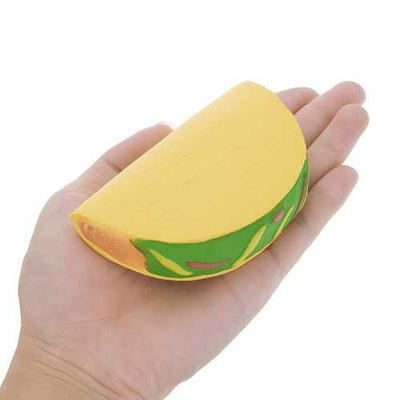 Squishy Taco Stuff 9cm Cake Slow Rising 8s Collection Gift Decor Toy
