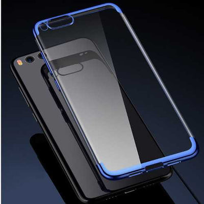 Bakeey Luxury Ultra-Thin Plating Soft TPU Protective Back Cover Case For Xiaomi Mi Note 3