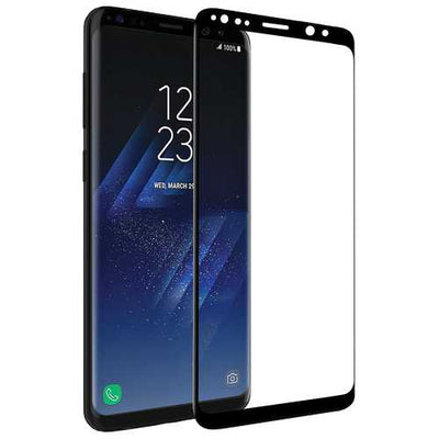 NILLKIN 3D Arc Edge 9H AGC Glass Phone Screen Protector for Samsung Galaxy S9