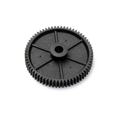 Deceleration Gear 64T For HSP 1/10 Off-Road On-Road Truck Buggy RC Car Parts